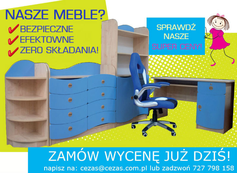 meble uczniowskie