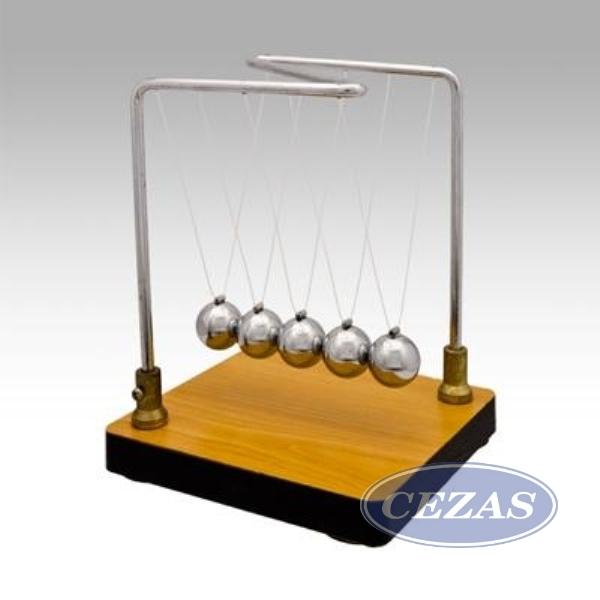 Wahadło Newtona Fiz039